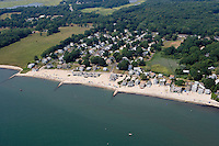 White Sands Beach on Long Island Sound, Old Lyme, CT