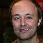 NLD/Amsterdam/20140205 - Uitreiking 100% NL Awards 2013, Niels Geusebroek