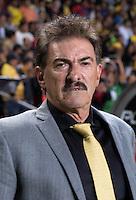 Mexico League - BBVA Bancomer MX 2016-2017 / <br /> Aguilas - Club de Futbol America - Mexico / <br /> Ricardo Lavolpe - DT Club de Futbol America