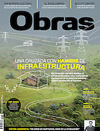 Cover photo & main feature in Obras magazine
