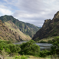 Geoscience Field Camp in Hells Canyon
