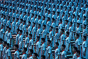 8/8/08 7:48:12 PM -- The 2008 Beijing Summer Olympics -- Beijing, China<br />  -- Opening Ceremonies for the Beijing Olympic Summer Games -- <br /> <br /> <br /> Photo by Jeff Swinger, USA TODAY Staff