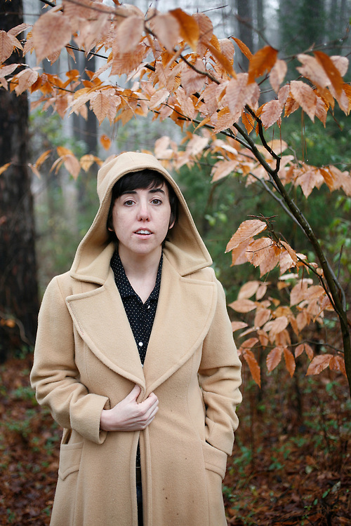 Christy Jeane Smith, Carrboro, NC, Dec. 14, 2009.
