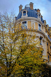 Builing in the Rue des Marchands<br /> Toulouse, Occitanie, France<br /> <br /> (c) Andrew Wilson | Edinburgh Elite media