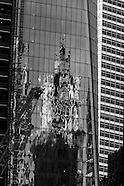 New York in a mirror NY561N
