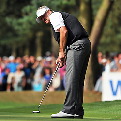 Travis Perkins plc Senior Masters |  Woburn Golf Club | 1 September 2013