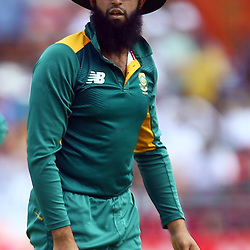Cape Town, SOUTH AFRICA,  2016 - 14 February, Hashim Amla during the 5th South Africa v England 1 Day match at PPC  Newlands Cape Town, South Africa. (Photo by Steve Haag)<br /> <br /> Images for social media must have consent from Steve Haag