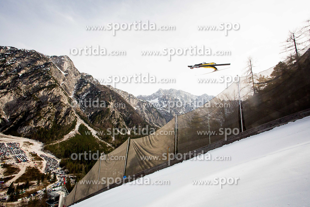 Alexey Romashov (RUS) during the Ski Flying Hill Individual Competition on Day Two of FIS Ski Jumping World Cup Final 2017, on March 24, 2017 in Planica, Slovenia. Photo by Ziga Zupan / Sportida