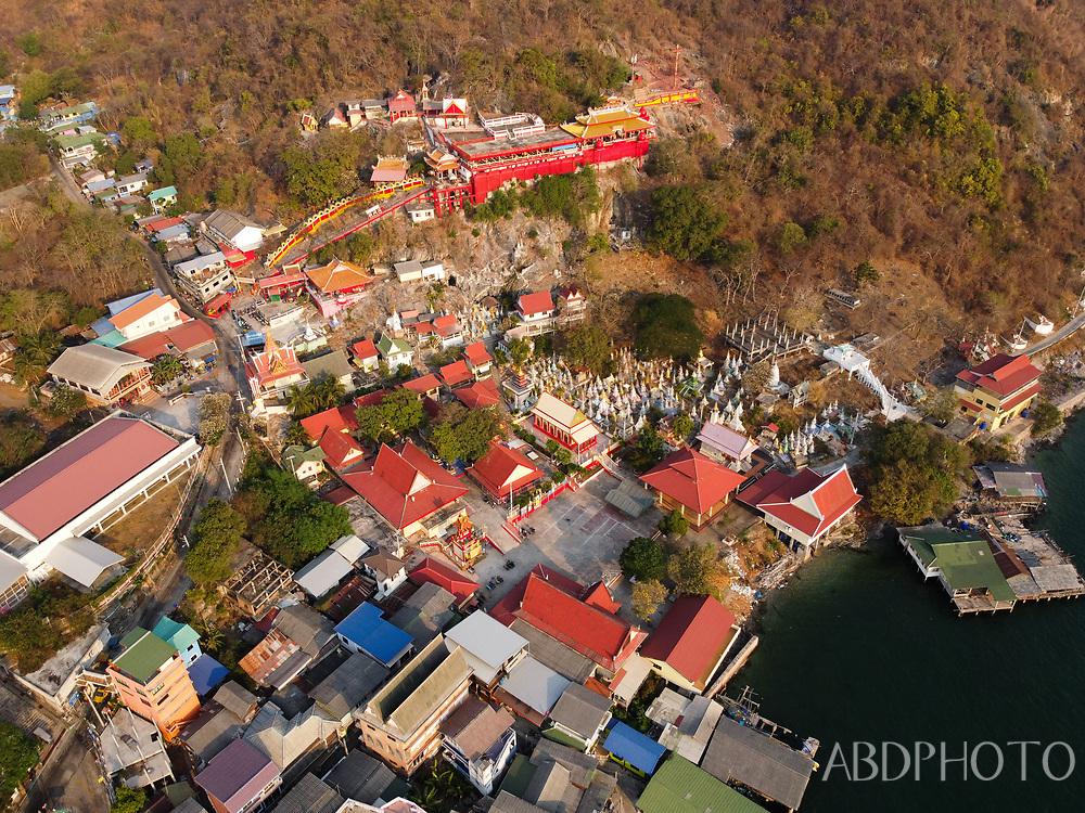 DCIM\100MEDIA\DJI_0179.JPG Koh Si Chang island near Si Racha in Chonburi province Thailand