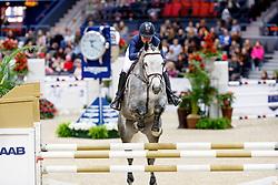 Liukkonen Satu, (FIN), Diarado s Love Elith<br /> Gothenburg Horse Show FEI World Cups 2017<br /> © Hippo Foto - Stefan Lafrentz