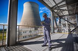 A CGTEE - Usina Termelétrica Presidente Médici está localizada no município de Candiota - RS, distante 400 km de Porto Alegre, região próxima a fronteira com o Uruguai. A Usina utiliza o carvão mineral como combustível primário. FOTO: Jefferson Bernardes/ Agência Preview
