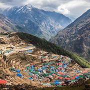 Namche Bazaar, Everest Region, Nepal