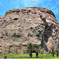 El Morro de Arica in Arica, Chile<br />