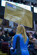 KELOWNA, CANADA - FEBRUARY 17:  BCAA at the Kelowna Rockets game on February 17, 2018 at Prospera Place in Kelowna, British Columbia, Canada.  (Photo By Cindy Rogers/Nyasa Photography,  *** Local Caption ***