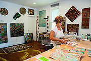 Artist Anne Cunningham