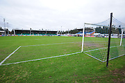 The Silverlake Stadium before the The FA Cup third round match between Eastleigh and Bolton Wanderers at Silverlake Stadium, Ten Acres, Eastleigh, United Kingdom on 9 January 2016. Photo by Graham Hunt.