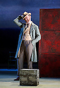 Three Days in the Country<br /> by Patrick Marber, after Turgenev <br /> at the Lyttelton Theatre, NT, Southbank, London, Great Britain <br /> <br /> 27 July 2015 <br /> <br /> <br /> Mark Gatiss<br /> <br /> <br /> Photograph by Elliott Franks <br /> Image licensed to Elliott Franks Photography Services