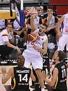 DESCRIZIONE : Berlino Berlin Eurobasket 2015 Group B Serbia Germany<br /> GIOCATORE : Nikola Kalinic<br /> CATEGORIA : Schiacciata<br /> SQUADRA : Serbia<br /> EVENTO : Eurobasket 2015 Group B<br /> GARA : Serbia Germany<br /> DATA : 05/09/2015<br /> SPORT : Pallacanestro<br /> AUTORE : Agenzia Ciamillo-Castoria/R.Morgano<br /> Galleria : Eurobasket 2015<br /> Fotonotizia : Berlino Berlin Eurobasket 2015 Group B Serbia Germany