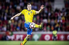 Portugal v Sweden 28 mar 2017