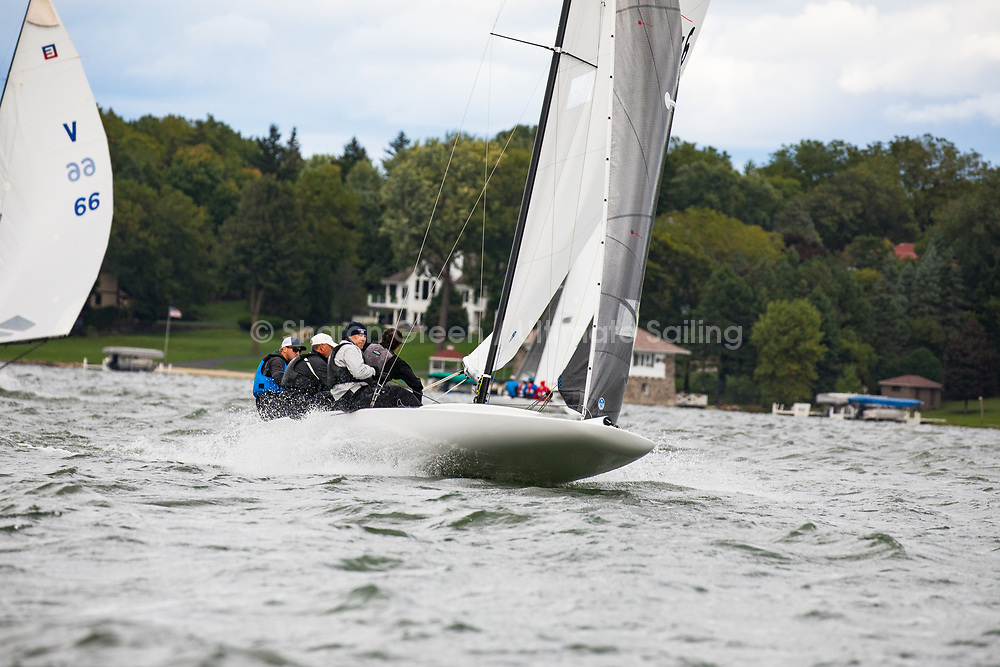 2018 E Scow Blue Chip Regatta