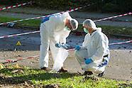 Sporenonderzoek autobom in Veghel