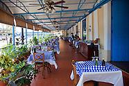 Restaurante El Templete, Havana Vieja, Cuba.