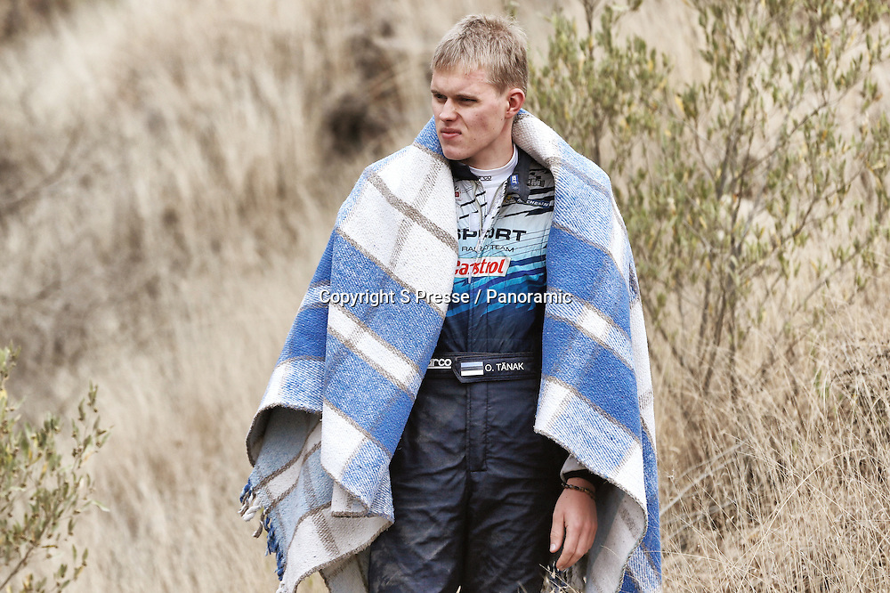 Otto Tanak (EST) - R. Molder (EST) - Ford Fiesta WRC