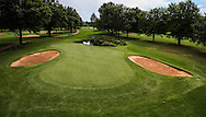 View of the 5th green on the East Course, Royal Johannesburg & Kensington Golf Club, Gauteng, Johannesburg, South Africa.  11/01/2016. Picture: Golffile | David Lloyd<br /> <br /> All photos usage must carry mandatory copyright credit (© Golffile | David Lloyd)