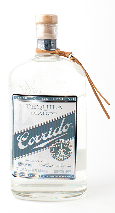 Corrido blanco -- Image originally appeared in the Tequila Matchmaker: http://tequilamatchmaker.com