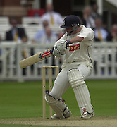 .Sport - Cricket - 22/06/02.Photo Peter Spurrier.Benson & Hedges - Final Lords Essex vs Warwickshire.Ian Bell  batting [Mandatory Credit: Peter Spurrier:Intersport Images]