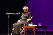 UNCG_Evening with Maya Angelou