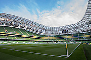 DUBLIN, Ierland - Nederland, voetbal, interland, oranje, oefenduel, 27-05-2016, Aviva Stadium, overzicht stadion.