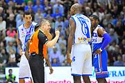 DESCRIZIONE : Campionato 2013/14 Dinamo Banco di Sardegna Sassari - Enel Brindisi<br /> GIOCATORE : Alessandro Martolini Caleb Green<br /> CATEGORIA : Fair Play Proteste<br /> SQUADRA : Dinamo Banco di Sardegna Sassari<br /> EVENTO : LegaBasket Serie A Beko 2013/2014<br /> GARA : Dinamo Banco di Sardegna Sassari - Enel Brindisi<br /> DATA : 11/05/2014<br /> SPORT : Pallacanestro <br /> AUTORE : Agenzia Ciamillo-Castoria / Luigi Canu<br /> Galleria : LegaBasket Serie A Beko 2013/2014<br /> Fotonotizia : Campionato 2013/14 Dinamo Banco di Sardegna Sassari - Enel Brindisi<br /> Predefinita :