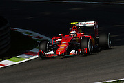 September 3-5, 2015 - Italian Grand Prix at Monza: Kimi Raikkonen (FIN), Ferrari
