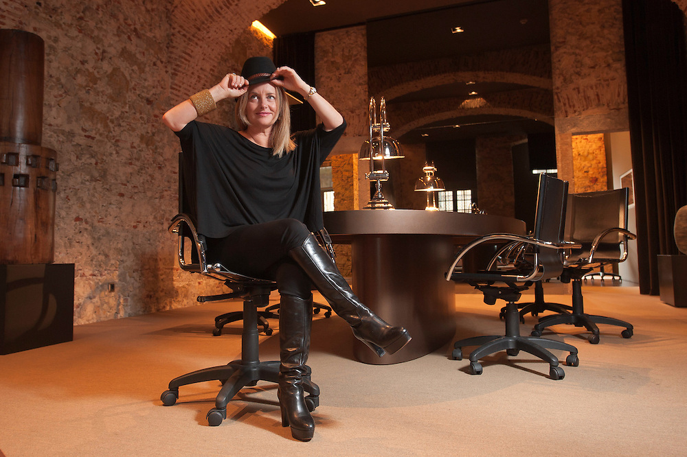 Nini Andrade e Silva, interior designer and decorator, 2011