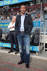 18.09.2011, UPC Arena, Graz, AUT, 1. FBL, SK Puntigamer Sturm Graz vs Wacker Innsbruck, im Bild Franco Foda (SK Sturm Graz, Headcoach), EXPA Pictures © 2011, PhotoCredit: EXPA/ Erwin Scheriau