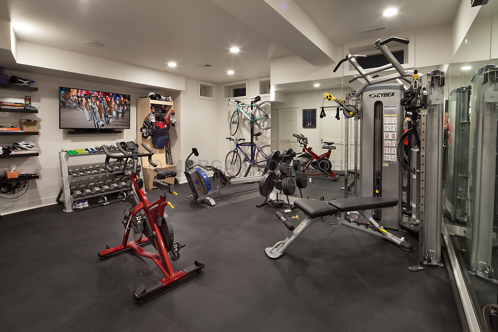 1311 22nd street NW workout room and gym