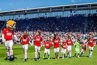 ALKMAAR - 01-05-2016, AZ - de Graafschap, AFAS Stadion, 4-1,