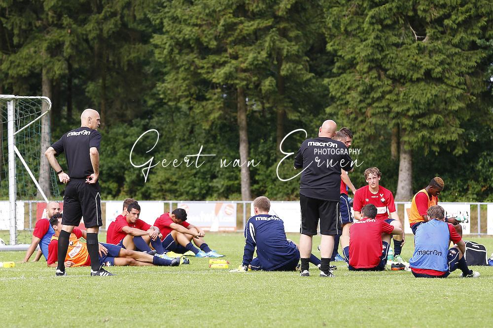 Willem II Trainingskamp Garderen<br /> Foto: Geert van Erven