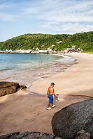 Praia da Tainha. Bombinhas, Santa Catarina, Brasil. / Tainha Beach. Bombinhas, Santa Catarina, Brazil.