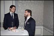 TOMEK LASOCKI; TOM PHILLIPS, Quintessentially Foundation Poker Night,  annual poker night,  to raise money for Right to play, Greenhouse and Place2Be. Savoy. 13 November 2014.