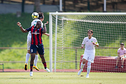 Emueje Ogbiagbevha of FC Minsk during football match between FC Minsk and ZNK Olimpija Ljubljana in 2nd Qualifying Group of UEFA Women's Champions League 2018/19, on August 7, 2018 in Stadion ZAK, Ljubljana, Slovenia. Photo by Urban Urbanc / Sportida