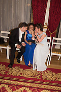 MICHAEL ZADIE-CAMPBELL; OLGA MACZYNSKA; OLGA ALEXANDROVA, The 20th Russian Summer Ball, Lancaster House, Proceeds from the event will benefit The Romanov Fund for RussiaLondon. 20 June 2015