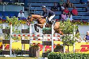 Piergiorgio Bucci - Heartbreaker van Achterhoe<br /> FEI European Championships Aachen 2015<br /> © DigiShots