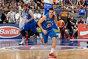 DESCRIZIONE : Bologna Nazionale Italia Uomini Imperial Basketball City Tournament Italia Canada Italy Canada<br /> GIOCATORE : Andrea Cinciarini<br /> CATEGORIA : palleggio contropiede<br /> SQUADRA : Italia Italy<br /> EVENTO : Imperial Basketball City Tournament<br /> GARA : Imperial Basketball City Tournament Italia Canada Italy Canada<br /> DATA : 26/06/2016<br /> SPORT : Pallacanestro<br /> AUTORE : Agenzia Ciamillo-Castoria/Max.Ceretti<br /> Galleria : FIP Nazionali 2016<br /> Fotonotizia : Bologna Nazionale Italia Uomini Imperial Basketball City Tournament Italia Canada Italy Canada