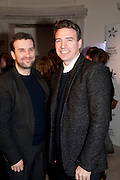 ANDY CROAKE; KEVIN CARMODY, Wallpaper Design Awards 2012. 10 Trinity Square<br /> London,  11 January 2011.
