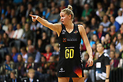 Magic captain Casey Kopua during the ANZ Premiership netball match - Magic v 170529 ANZ Premiership - Magic v Tactix played at Claudelands Arena, Hamilton, New Zealand on Monday 29 May 2017. Copyright photo: Bruce Lim / www.photosport.nz