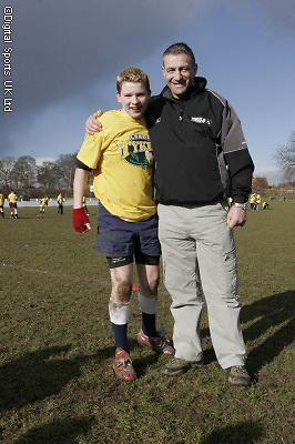 Leeds Premier Rugby Camp at Morton and Norton RFC.