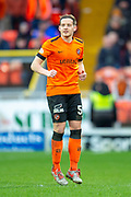 Peter Pawlett (#50 of Dundee United FC during the William Hill Scottish Cup quarter final match between Dundee United and Inverness CT at Tannadice Park, Dundee, Scotland on 3 March 2019.