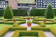 Little Moreton Hall Knot Garden